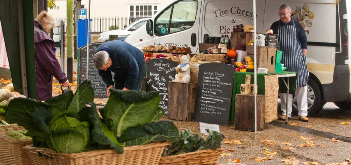 Monthly market-Wickham Market-credit Photography by Emily Fae