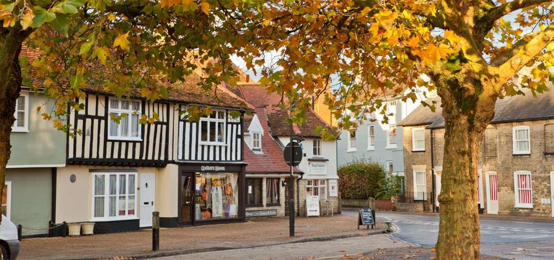 Wickham Market Town Square