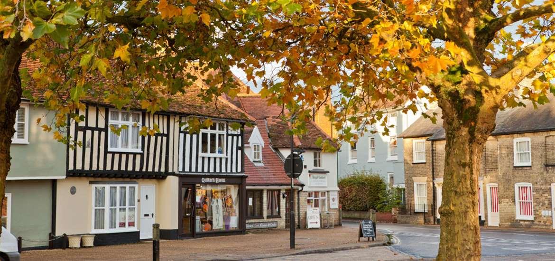 Wickham Market - Suffolk Coast