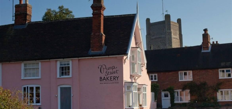 Articles - Pump Street Bakery - Outside