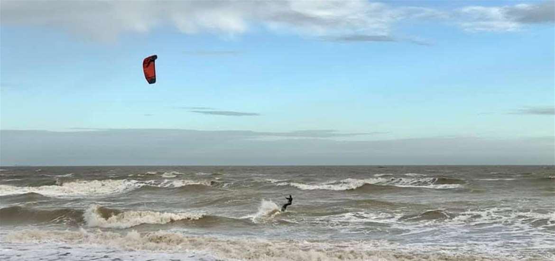 TTDA - Walberswick - kite surfing