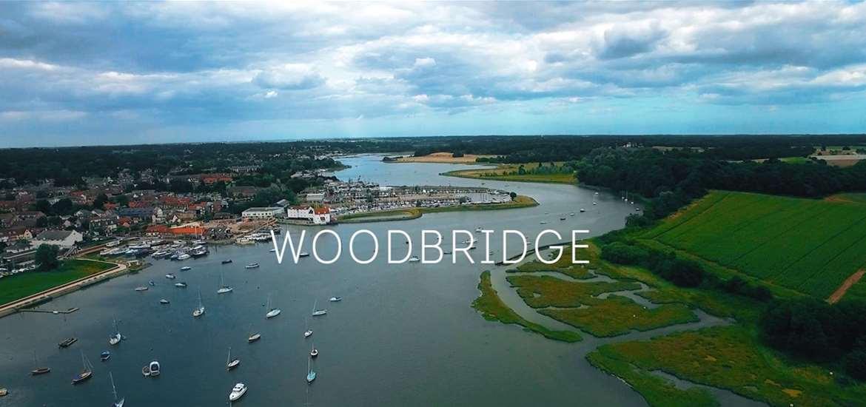Woodbridge near the Suffolk Coast