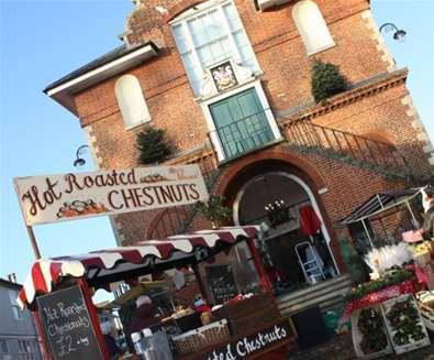 Woodbridge Festive Market 4