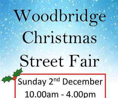 Woodbridge Christmas Street Fair