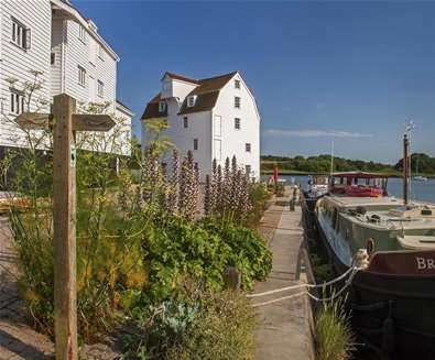 Towns & Villages - Woodbridge - Tide Mill (c) Gill Moon Photography