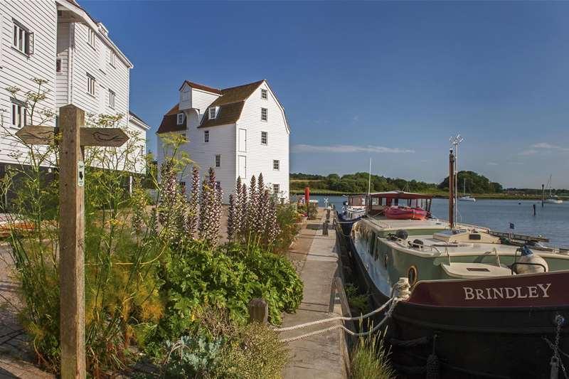 Towns & Villages - Woodbridge - Tide Mill