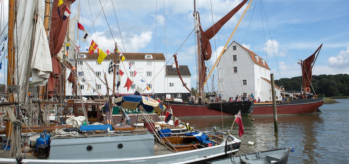 Woodbridge - Towns & Villages - Tide Mill