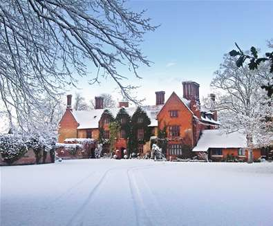 Christmas Parties at Woodhall Manor