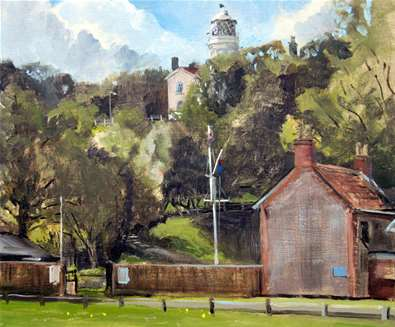 Easterly Artists Pop-Up Exhibition for Heritage Open Days