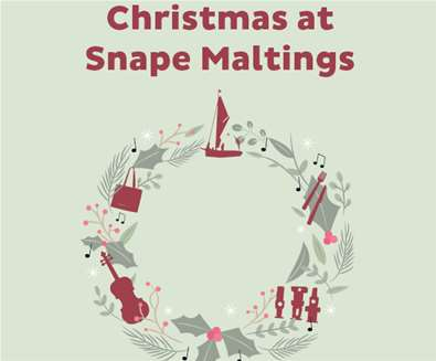Christmas Weekend at Snape Maltings