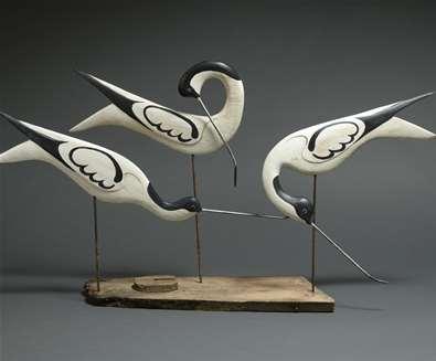 Wildlife Sculpture by Stephen..