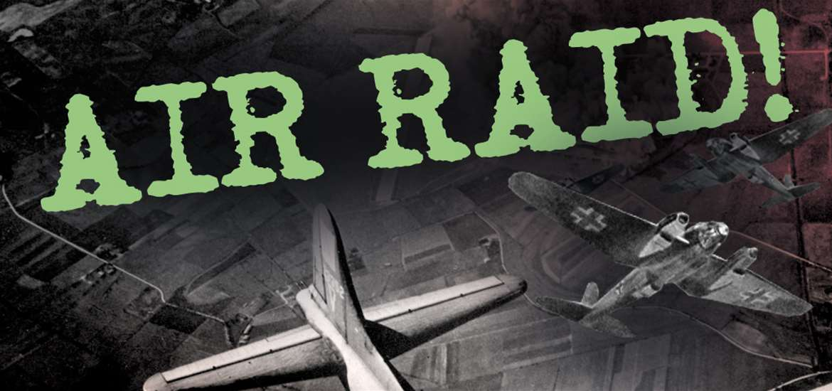 TTDA - Suffolk Escape Room - Air Raid