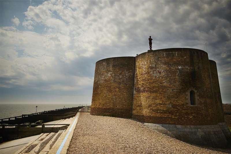 Towns & Villages - Aldeburgh - Martello tower