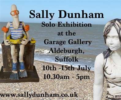 Sally Dunham Solo Exhibition