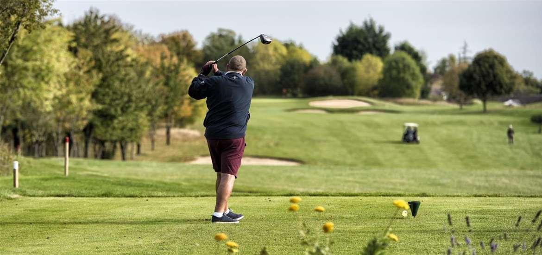TTDA - Ufford Park Golf Club - Golfer