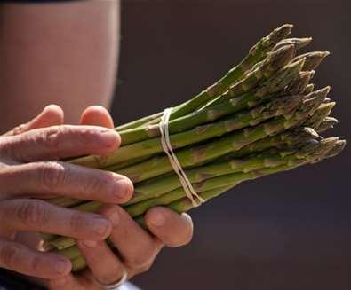Made in Suffolk - locally grown veg