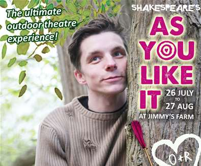 Theatre in the Forest - As You Like It