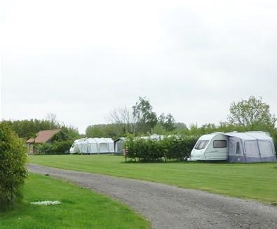 Mill Hill Farm Caravan..