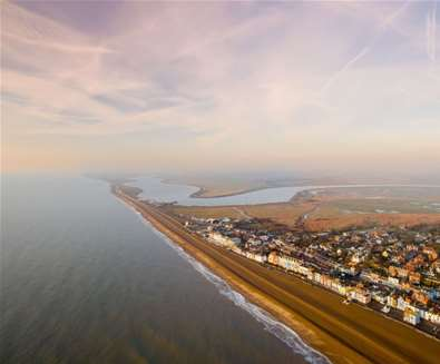 Aldeburgh to Orford Fundraising..