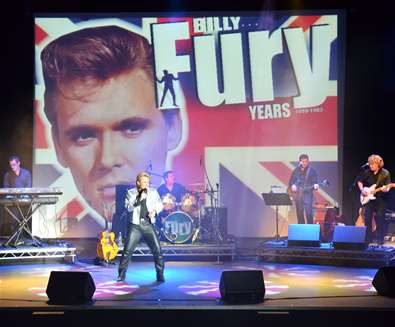 The Billy Fury Years..