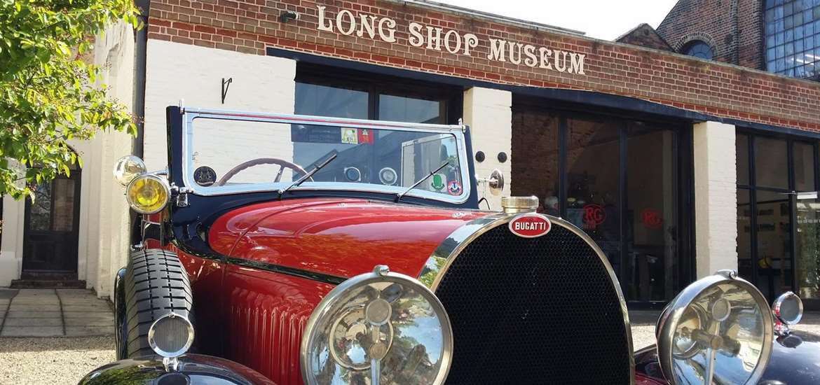Leiston Long Shop Museum