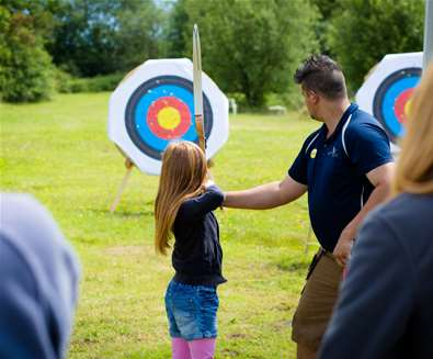 Archery Club at High Lodge