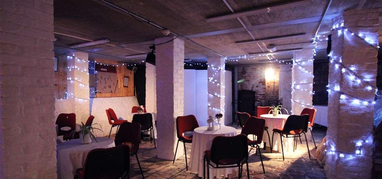 TTDA - Fisher Theatre - The Cellar