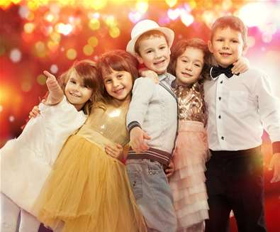 New Year's  Family..