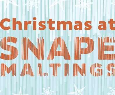 Christmas Weekend at Snape Maltings
