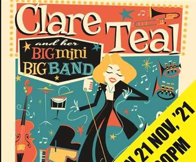 Clare Teal & Her Big Mini Big B..