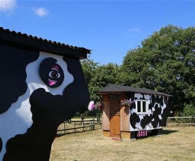 WTS - Easton Farm Park - Cow Sheds