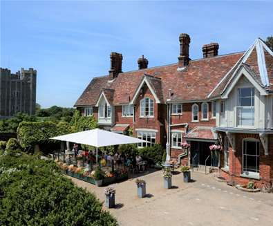 Flexible No Strings Attached offer - The Crown and Castle at Orford
