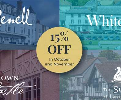 Adventure this Autumn in Suffolk with The Hotel Folk