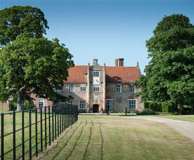 25% Off Weekend Stay at Bruisyard Hall