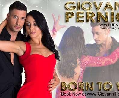 Giovanni Pernice - Born..