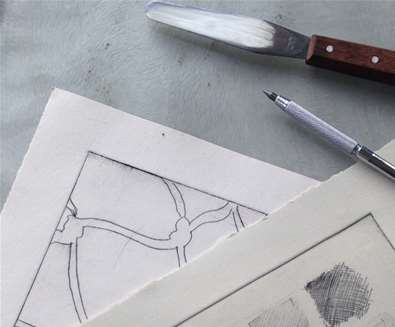 Drypoint Exploration Day