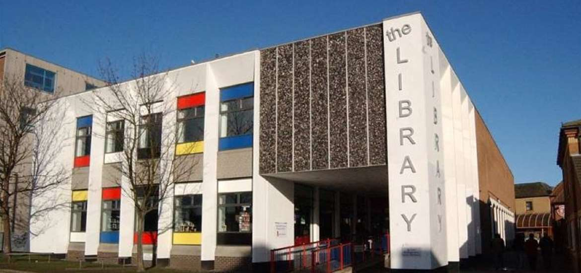 VIP - Lowestoft Library