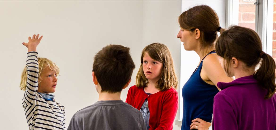 Events - Workshops at The Tack Room - Snape Maltings - Finding your Voice