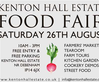 Kenton Hall Estate Food Fair
