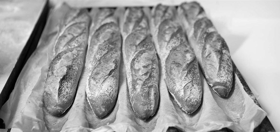 The Cake Shop Bakery Baguettes