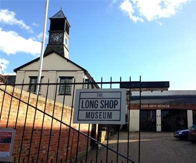TTDA - Long Shop Museum - Gate