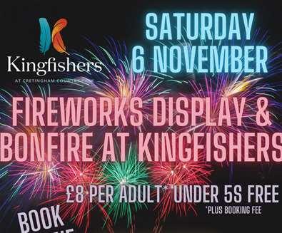 Fireworks Spectacular & Bonfire..