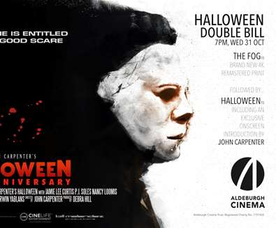 Halloween Double Bill at..