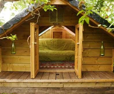 Alde Garden Quirky Accommodation