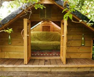 WTS - Alde Garden - Wooden Hut