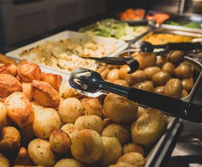 Sunday Carvery 2 courses for £15.95pp