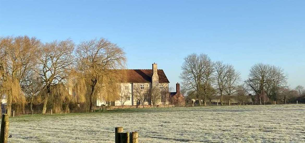 FD - St Peter's Hall - view from fields