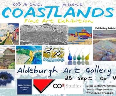 COASTLANDS fine art exhibition