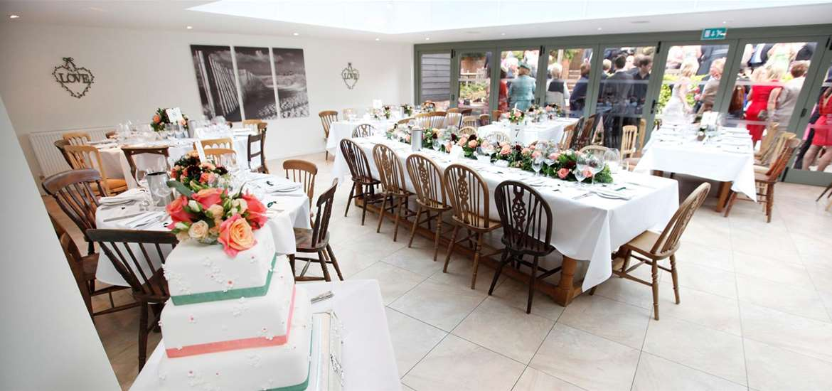 The Westleton Crown Wedding Receptions