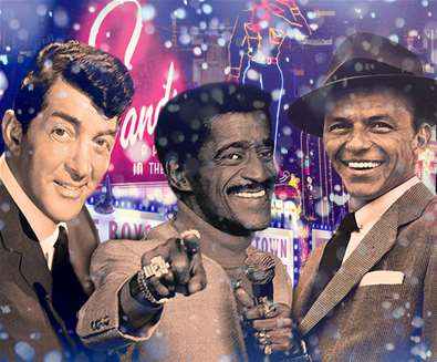 The Rat Pack Live!..